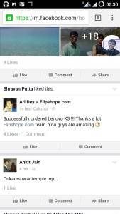Reviews - Lenovo K3 Note on Flipkart Mega Sale