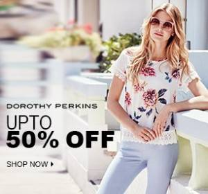 Jabong Fashion 50% Off Offers