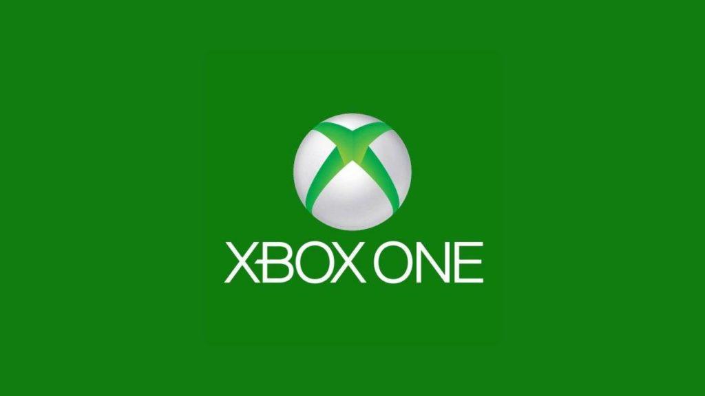 Microsoft Xbox One Logo
