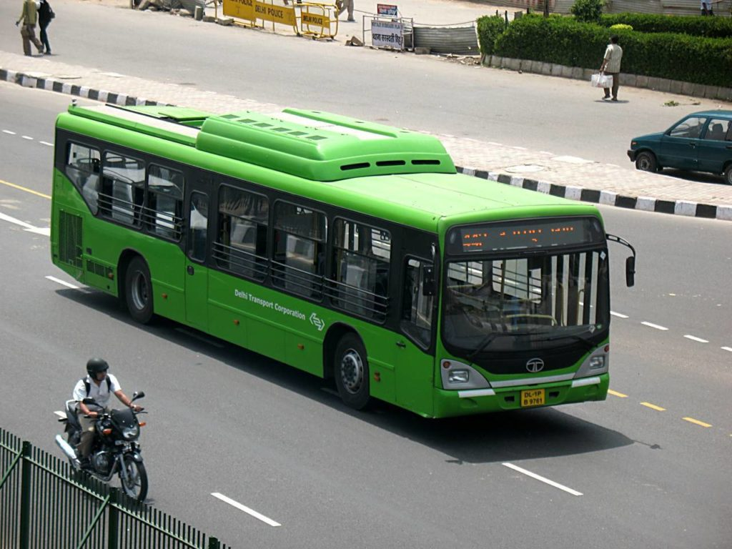 DTC buses to get free Wifi Facility