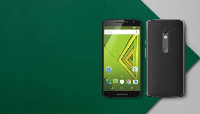 Motorola Moto X Play specifications