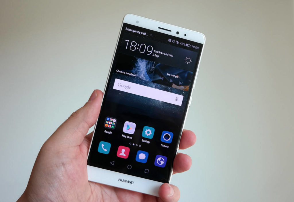 Huawei mate s features