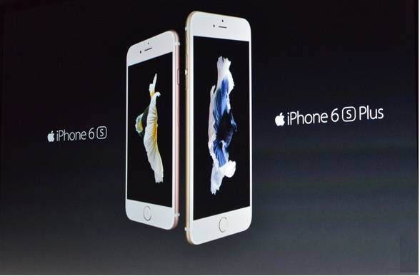 Apple iPhone 6S & Apple iPhone 6S Plus