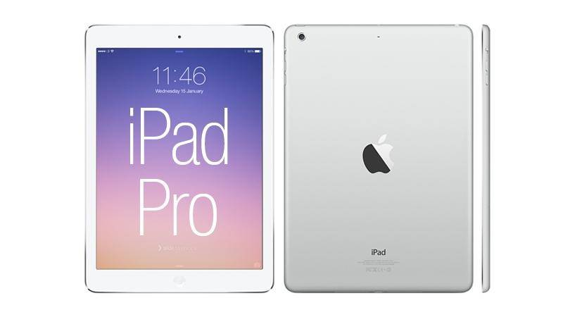 Apple iPad Pro 12.9-inch display