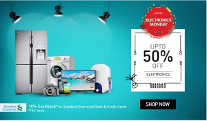 Snadeal-electronic-sale-of-home-appliances-2015-diwali-offer