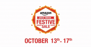 amazon great india festival sale 13 to 17 oct 2015