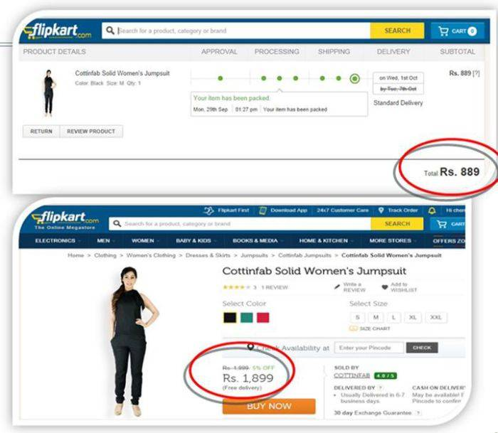 Flipkart's The Big Billion Day
