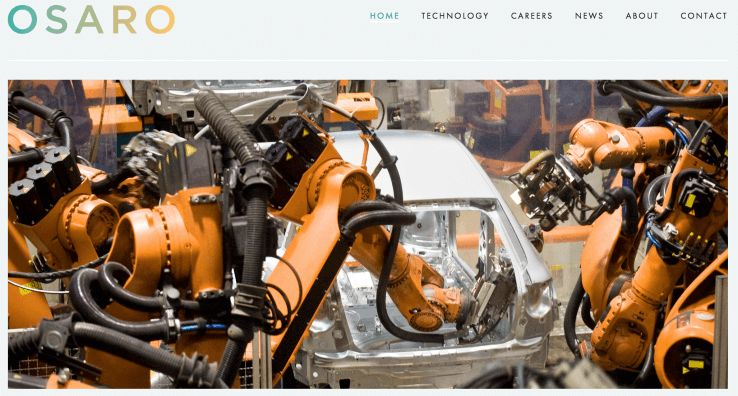 osaro arificial intelligence technology