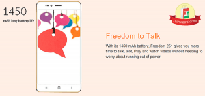 freedom 251 feature