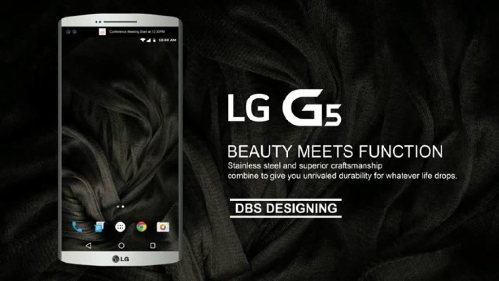 Lg G5 Launch - BEAUTY MEETS FUNCTION