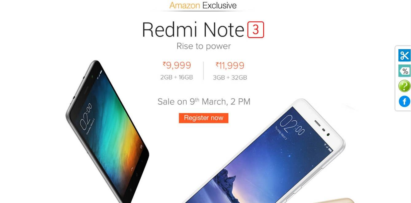 Auto Buy Trick To Buy Redmi Note 3