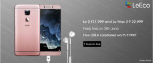 Get CDLA headset free with le2