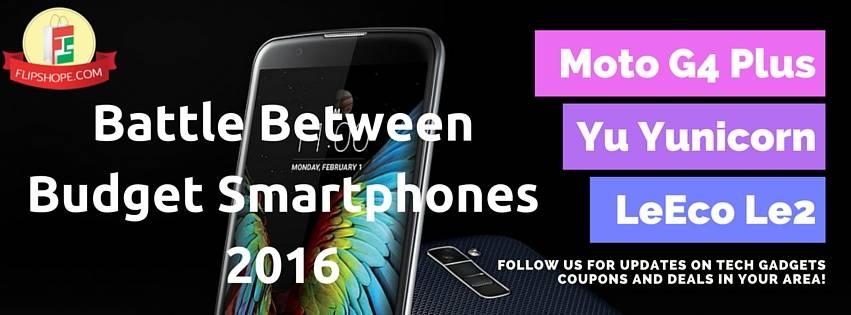 Budget Smartphones 2016