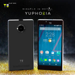 Micromax Yu Yuphoria mobile