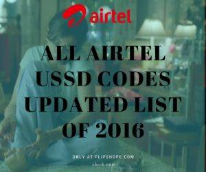 How to check airtel balance enquiry USSD codes (1)