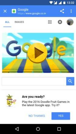 How to play google game