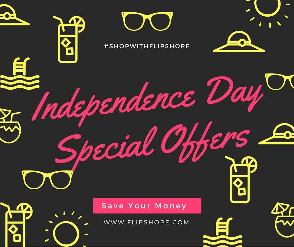 independence Day Special Offers 2016