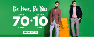 jabong independece day offer