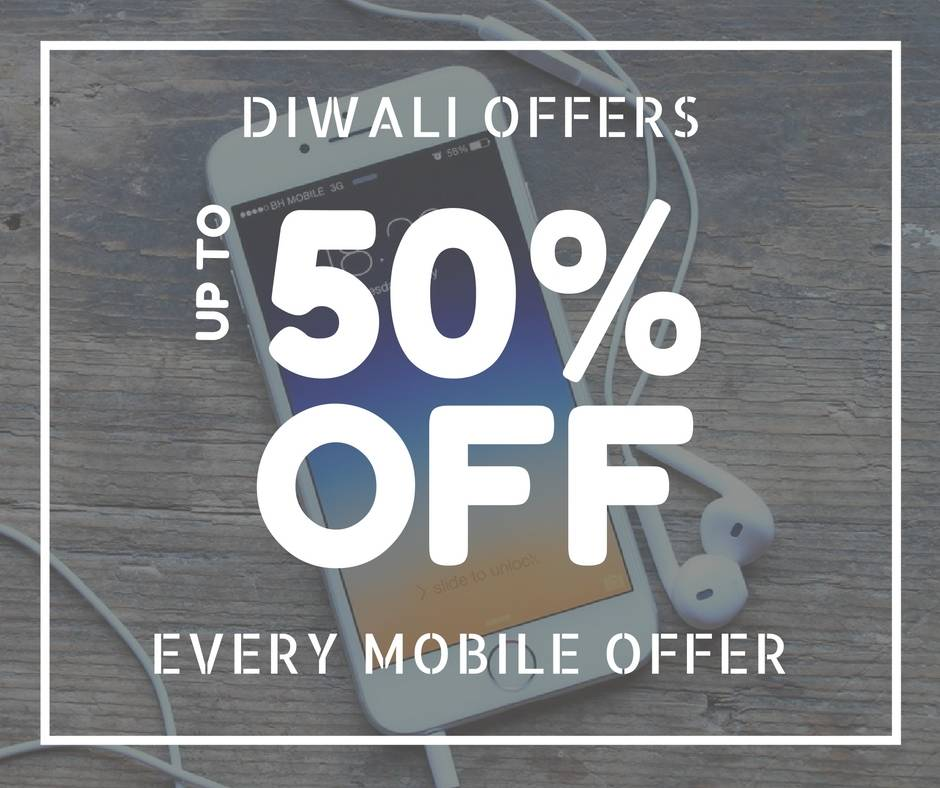 diwali mobile offers 2016