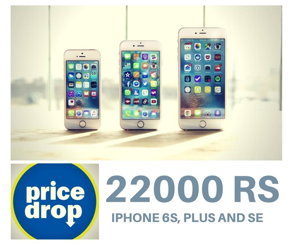 apple iphone 6s plus price drop