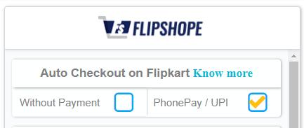 Flipkart stock options