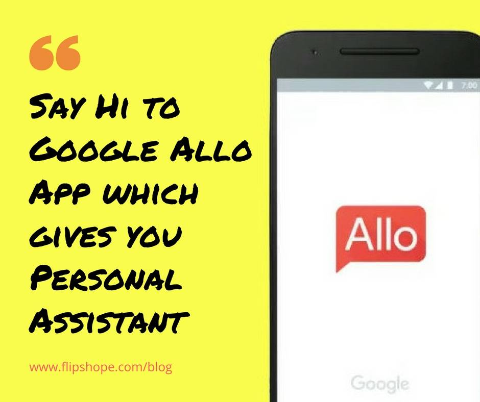 google allo app features