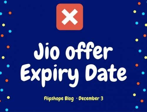 Here is the Jio sim Offer expiry Date, ends sooner as you expected