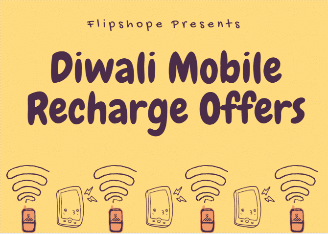diwali mobile recharge offers 2016