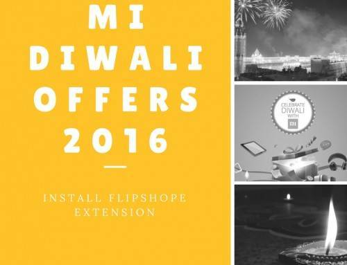 Top Mi Diwali Sale 2016 Offers and 1RS Flash Sale News