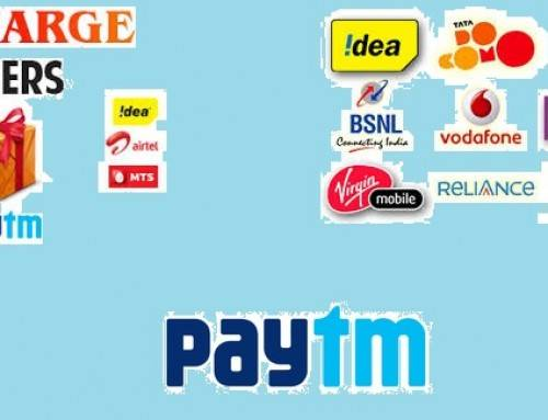 Paytm Promo codes for recharge for new and old users