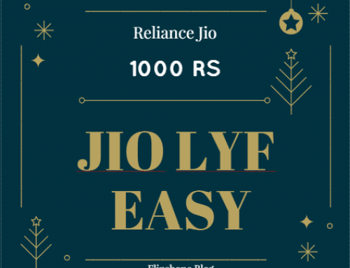 Buy Jio LYF Easy For 1000 INR with Specifications and Price
