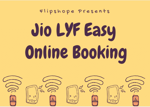 buy jio lyf easy online booking registration order