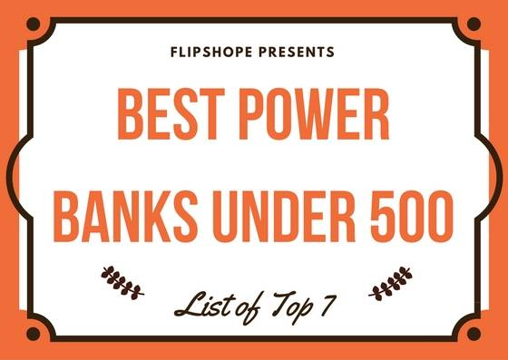 best power banks under 500 inr