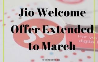 reliance jio welcome offer extended till march 31st