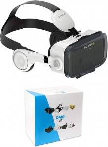 DMG Virtual Reality Headset