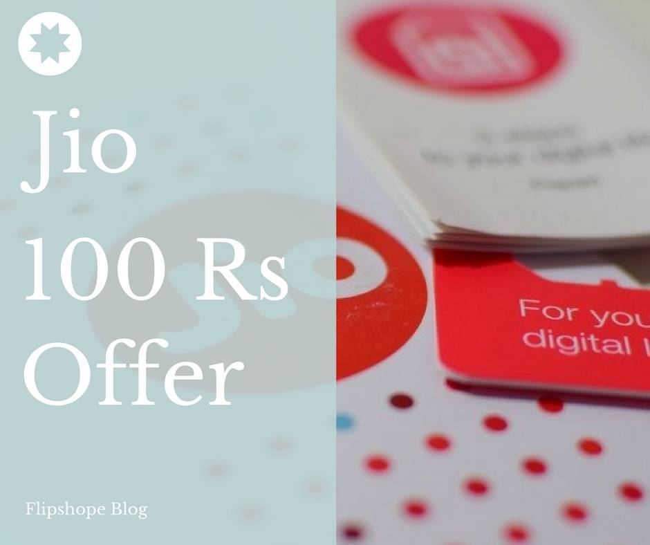 Reliance JIO June 2017 Extended Offer Details