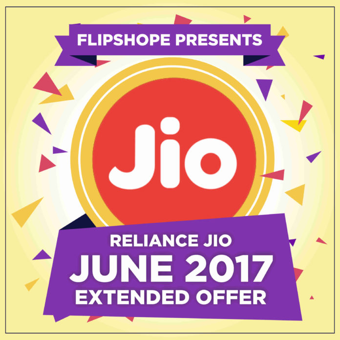 Reliance JIO June 2017