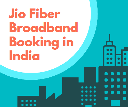 jio gigafiber broadband online booking registration in india