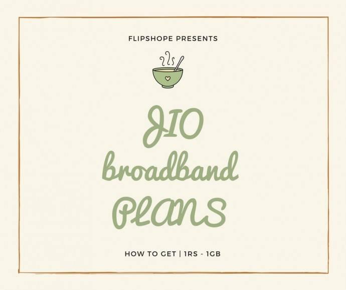 reliance jio broadband plans activation date