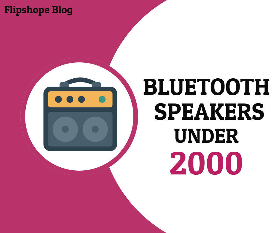 Bluetooth Speakers Under 1000
