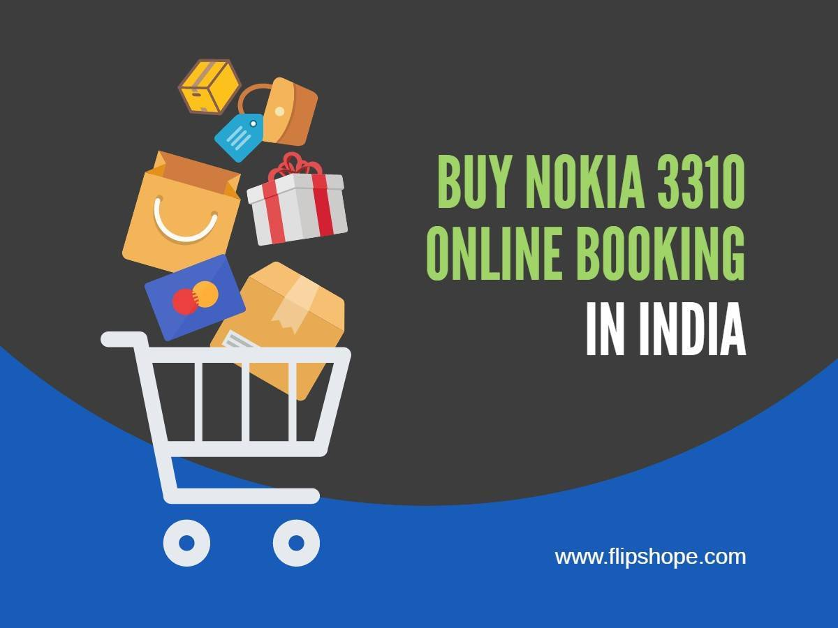 Buy Nokia 3310 Online booking registration in india