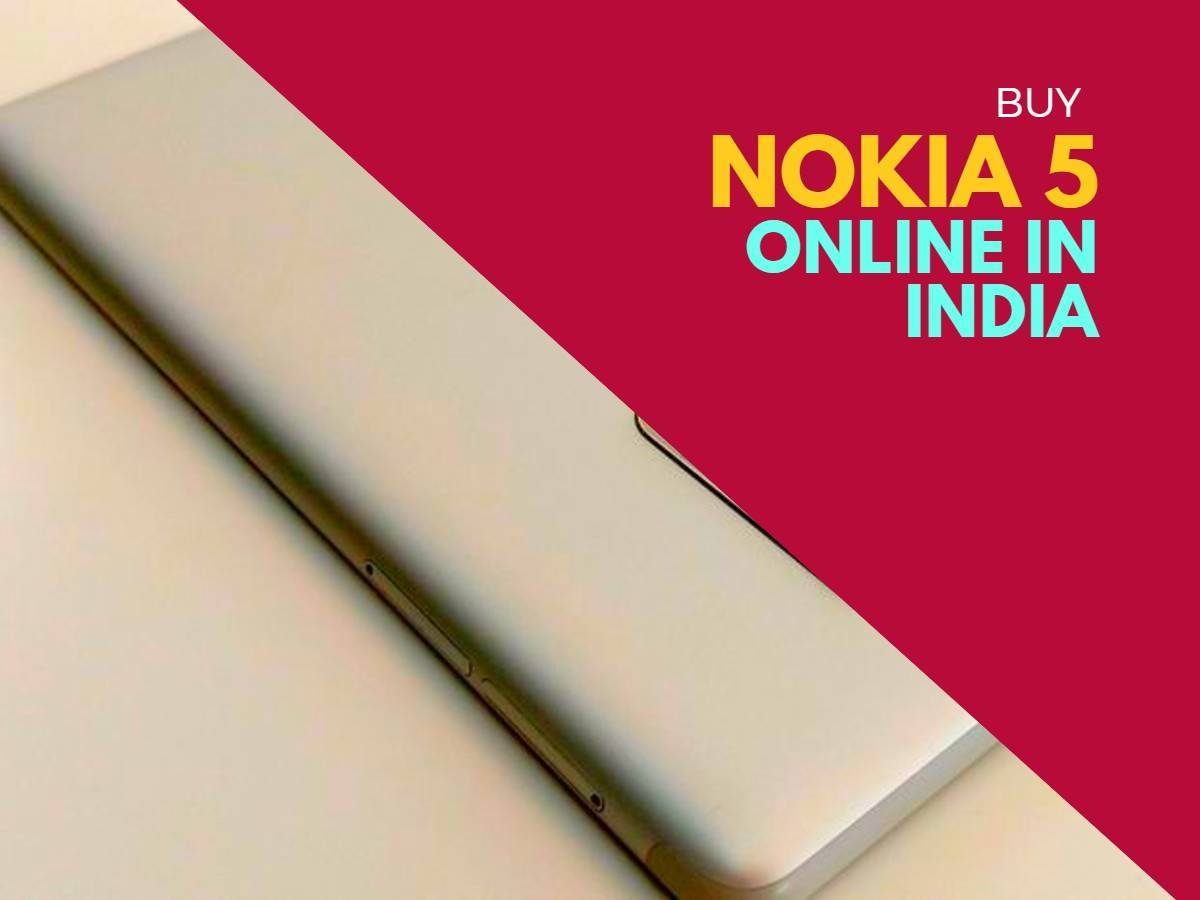 Buy Nokia 5 Online booking in India