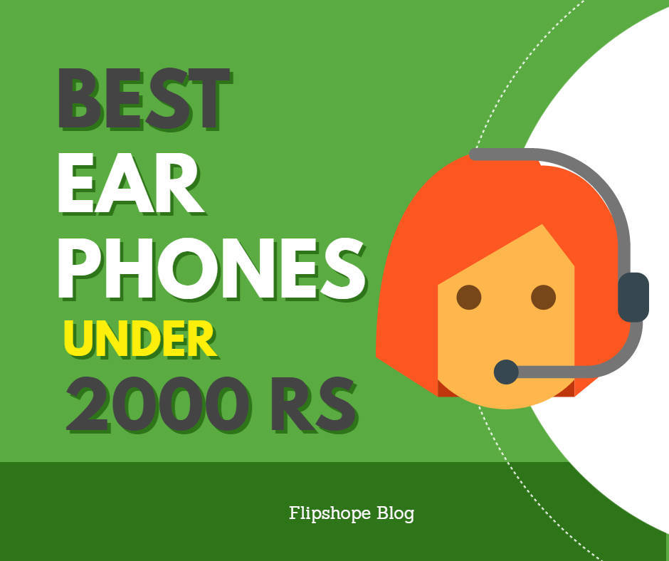 Best Earphones Under 2000 rs india
