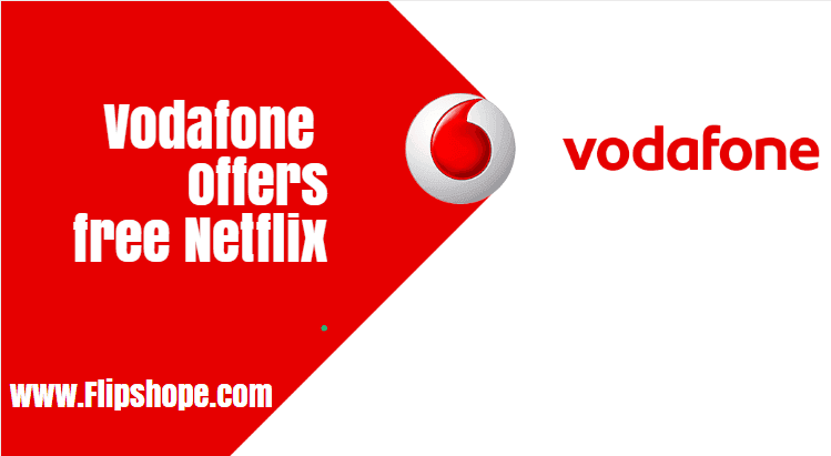 Beaches] Netflix offer for vodafone postpaid