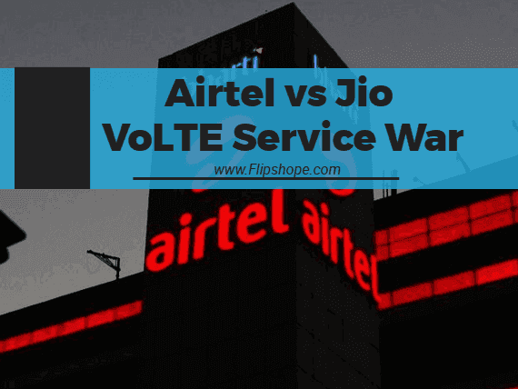 Airtel To Provide VoLTE Service soon