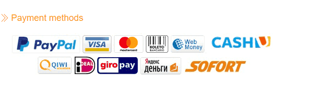 Banggood Payment Methods