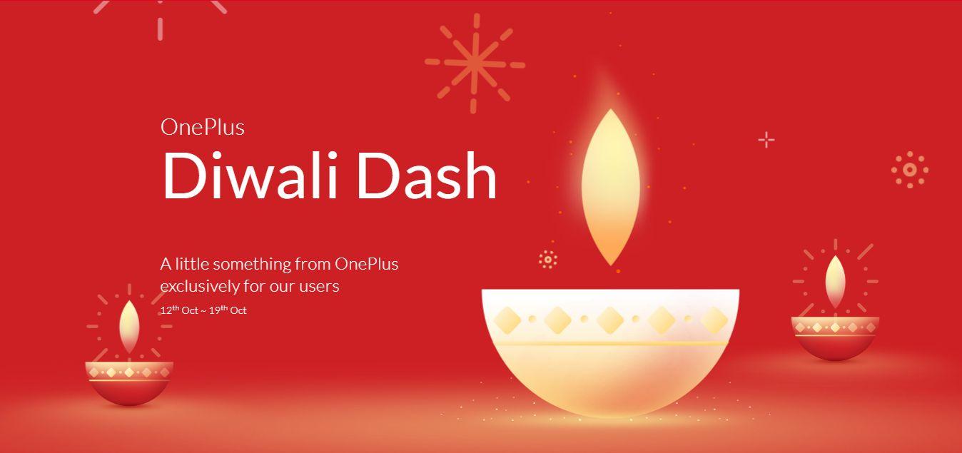 Oneplus Diwali dash