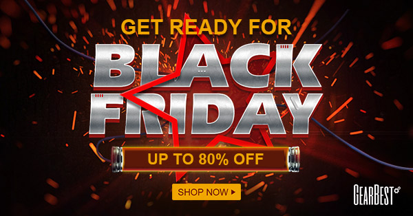 GearBest Black Friday Sale Offers