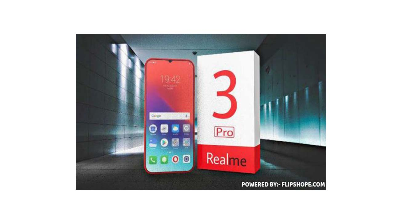 RealMe 3 Pro Launch and Release Date