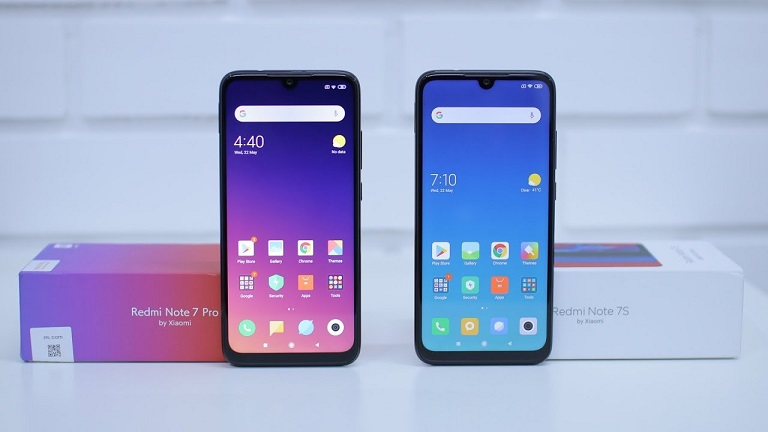 Comparision between Redmi note 7 vs redmi note 7S which one is best